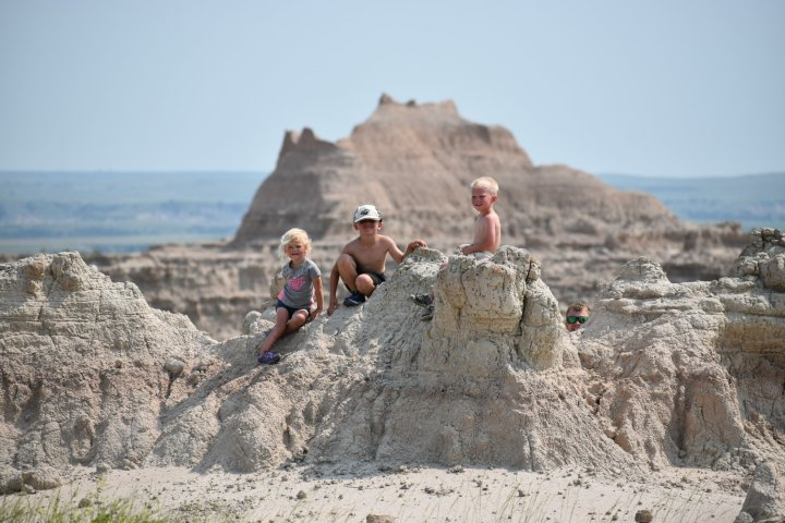 Our South Dakota Bucketlist