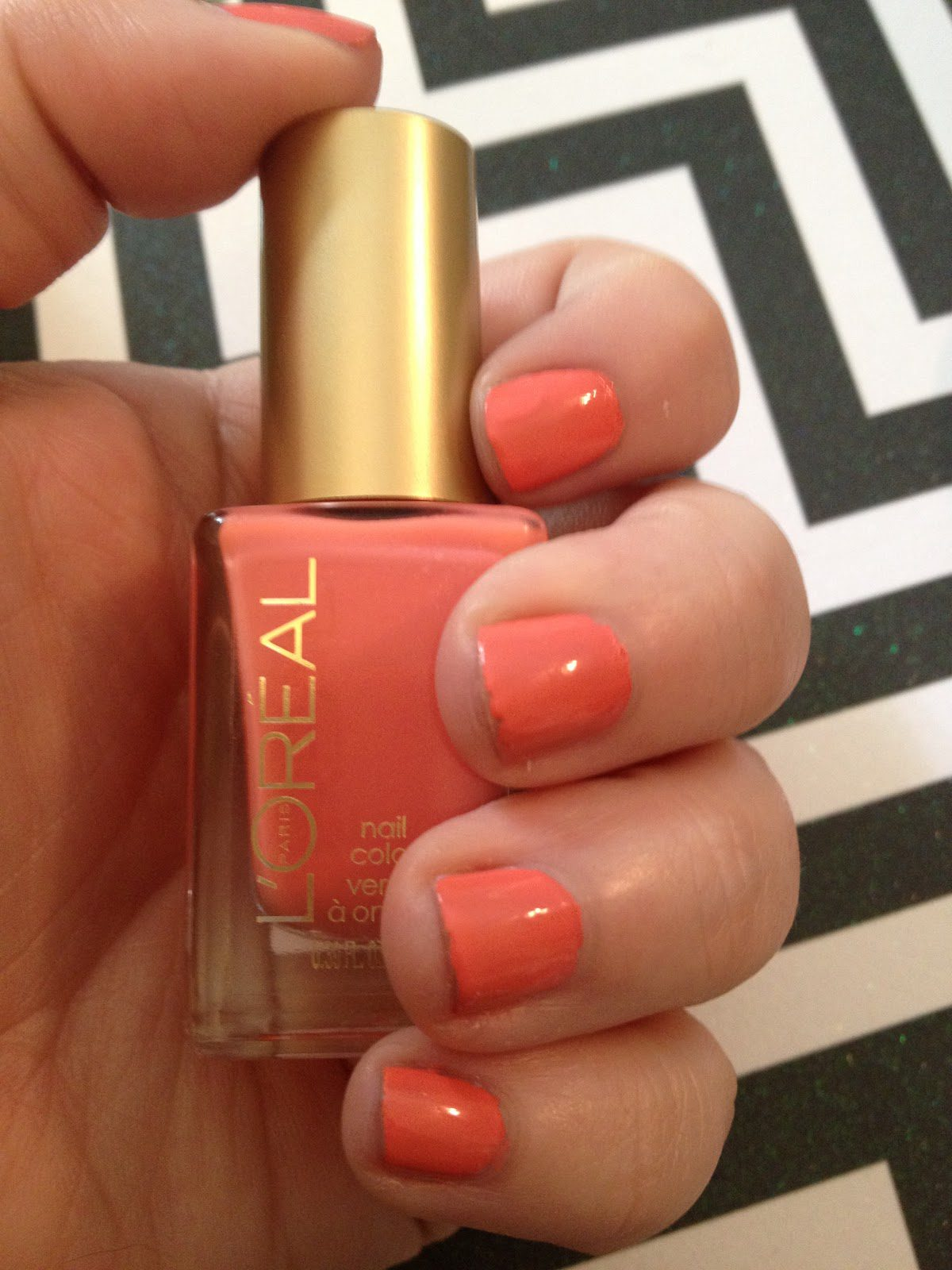 Get Spring Ready Nails With L Oreal Paris Colour Riche Nail