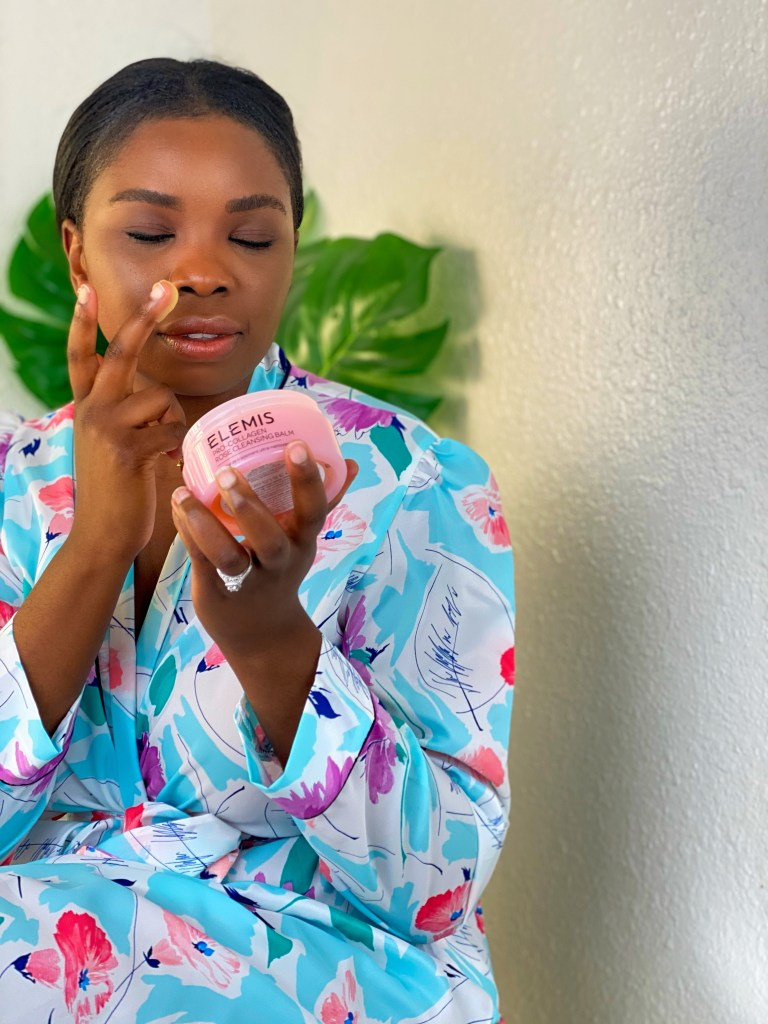 Rose Pro-Collagen Cleansing Balm
