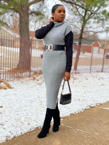 two tone looks
