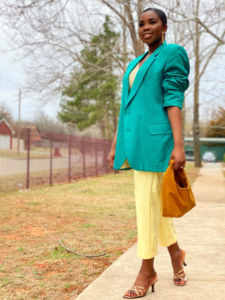 styling pastel for spring