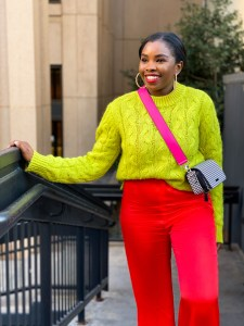 colorful spring outfits