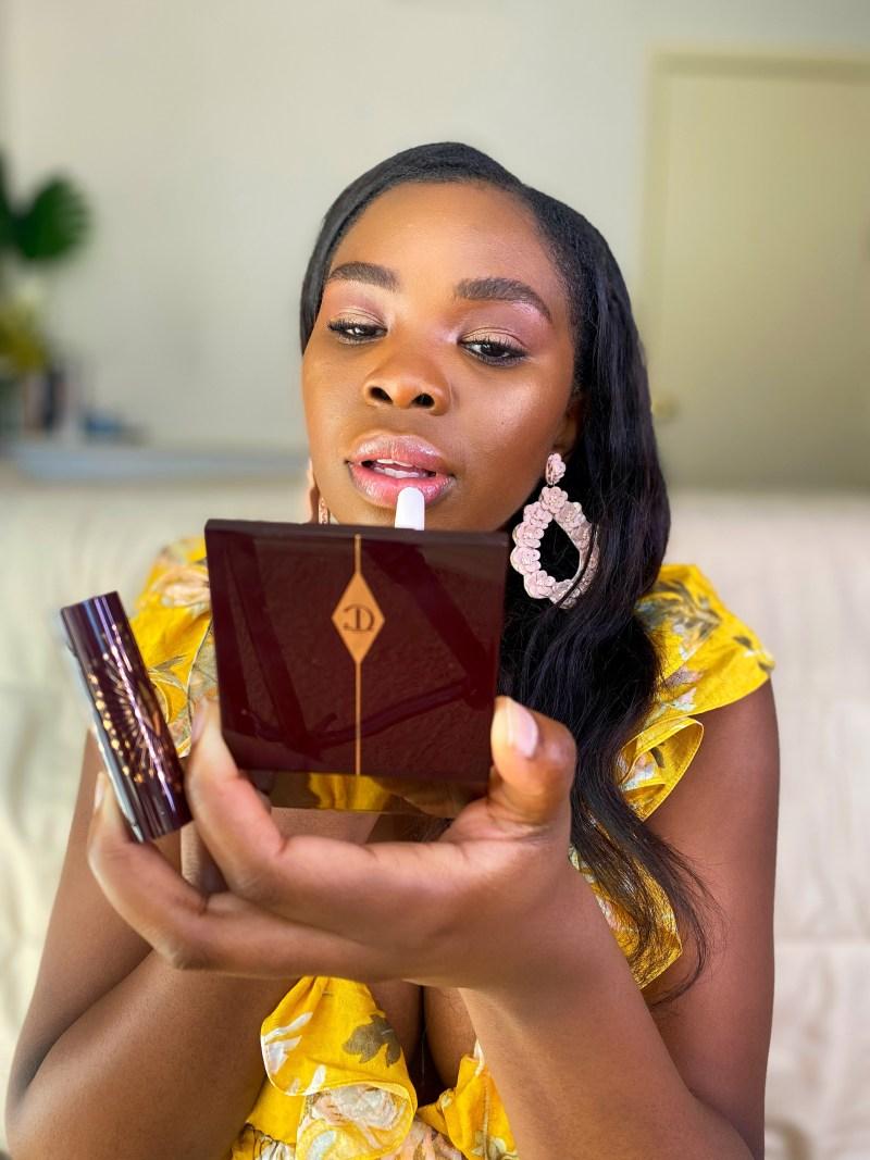 Charlotte tilbury pillow talk luxury palette