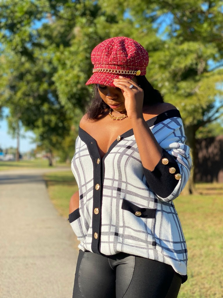 How to style a Plaid look for Fall