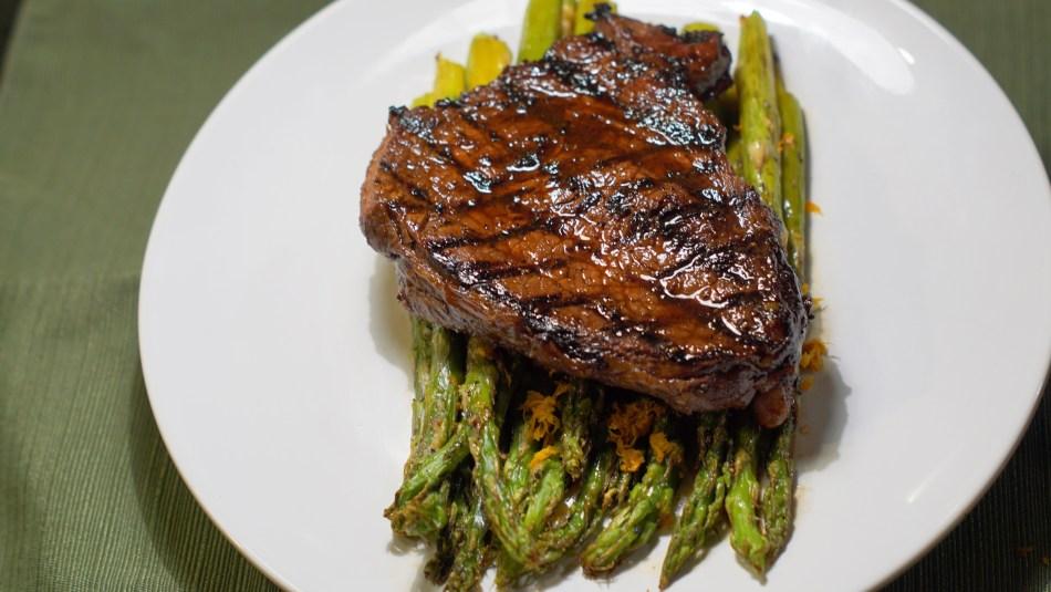 Teriyaki Sirloin Steak (1)