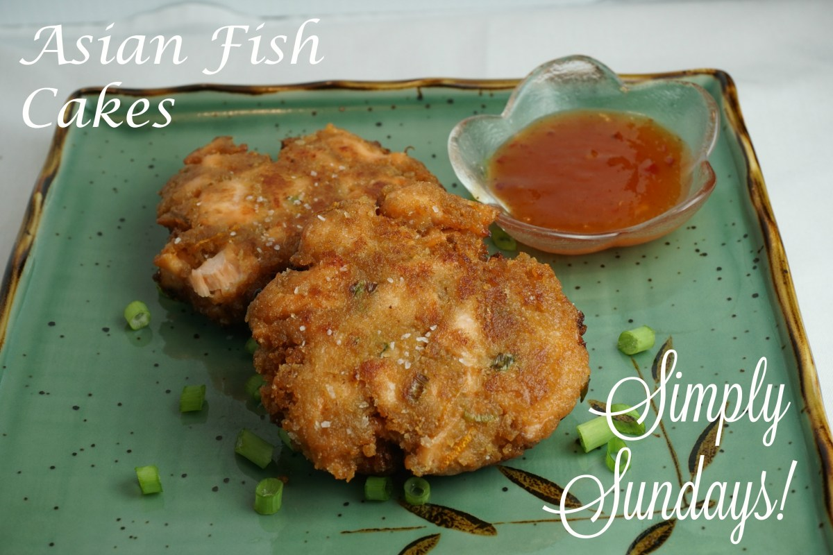 Asian fish cakes simply sundays for Chinese fish cake