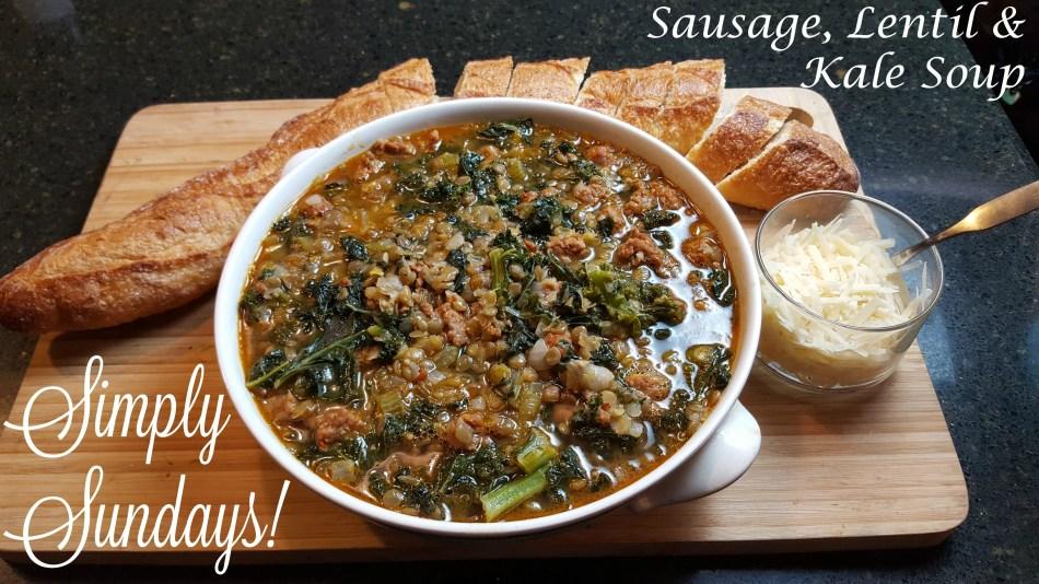 sausage-lentil-kale-soup
