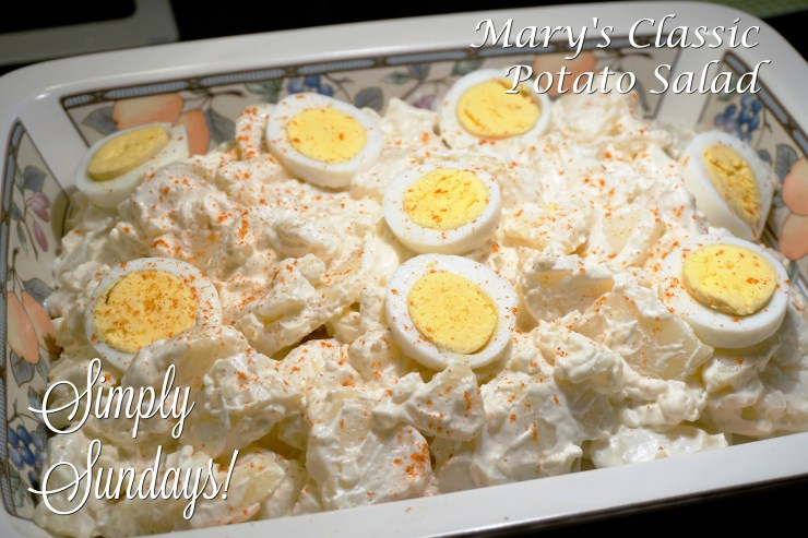 Mary's Classic Potato Salad