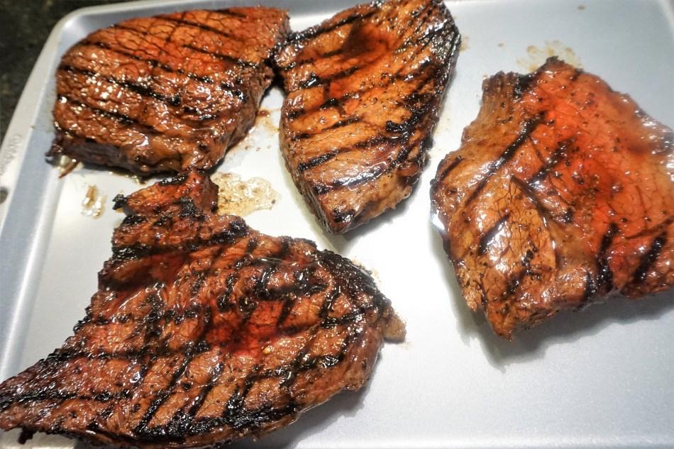 how to cook teriyaki steak