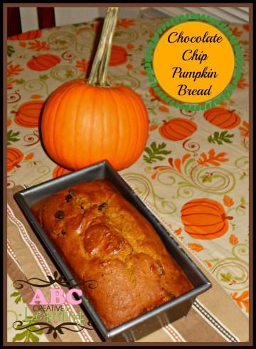 Chocolate Chip Pumpkin Bread Allergy Safe