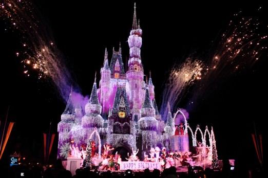 Mickeys Christmas Party Lights