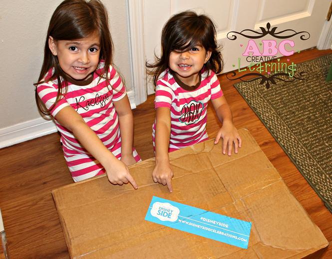 DisneySide Box is here!