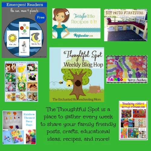 Thoughtful Spot Weekly Blog Hop March