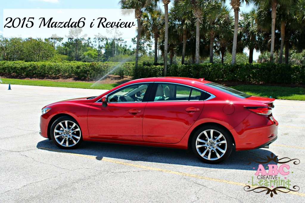 2015 Mazda6 i Grand Touring Review | A Family-Friendly Review