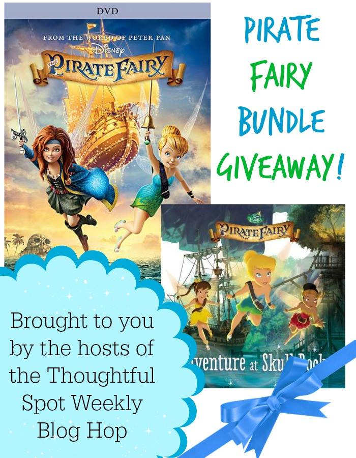 Pirate Fairy Bundle Giveaway
