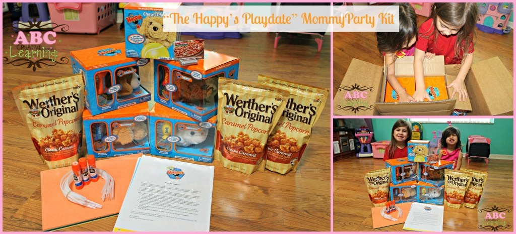 The Happy's Playdate Mommy Party Kit