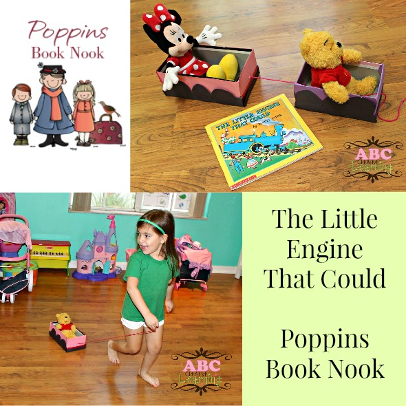 The Little Engine That Could Poppins Book Nook