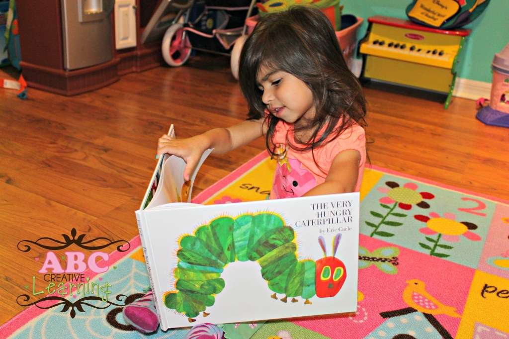 The Very Hungry Caterpillar Arts & Crafts for Kids