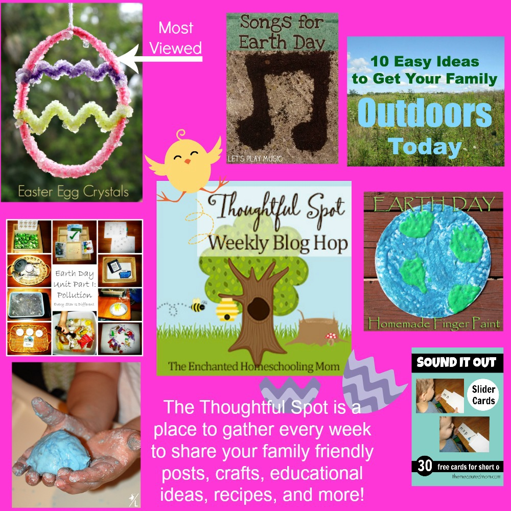 Thoughtful Spot Weekly Blog Hop April