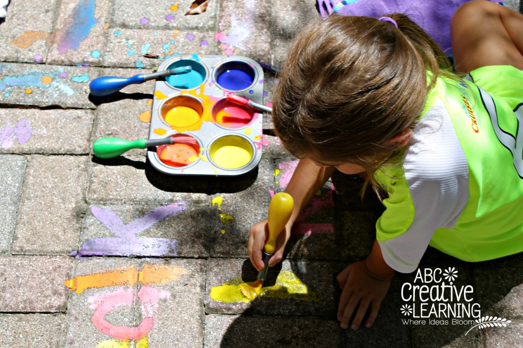 Chalk Paint Art Work