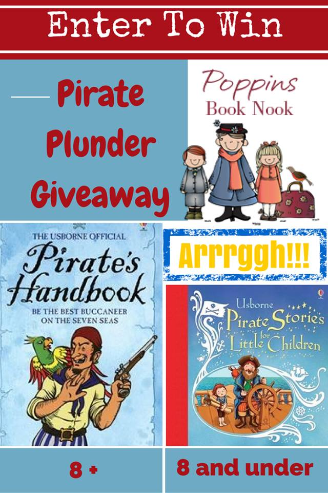 Pirate Plunder Giveaway