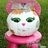 No Carve Sherrif Callie Pumpkin Craft