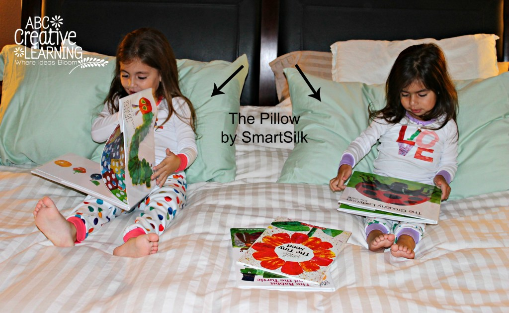 The Pillow by SmartSilk on Bed