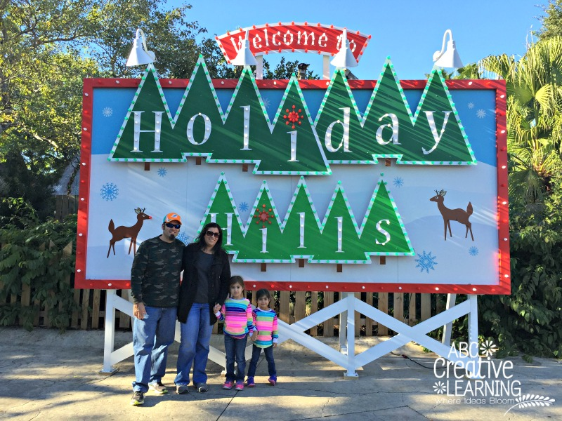 Christmas Town Busch Gardens Tampa A Holiday Celebration