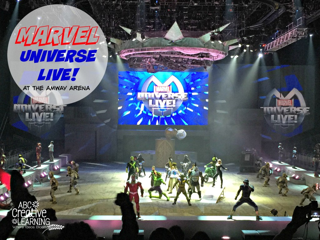 Marvel Universe Live at the Amway Arena