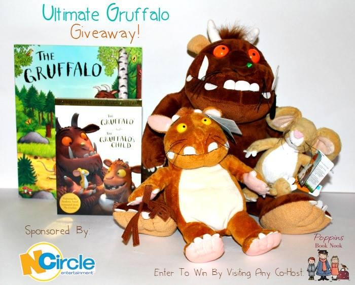 Gruffalo Giveaway!