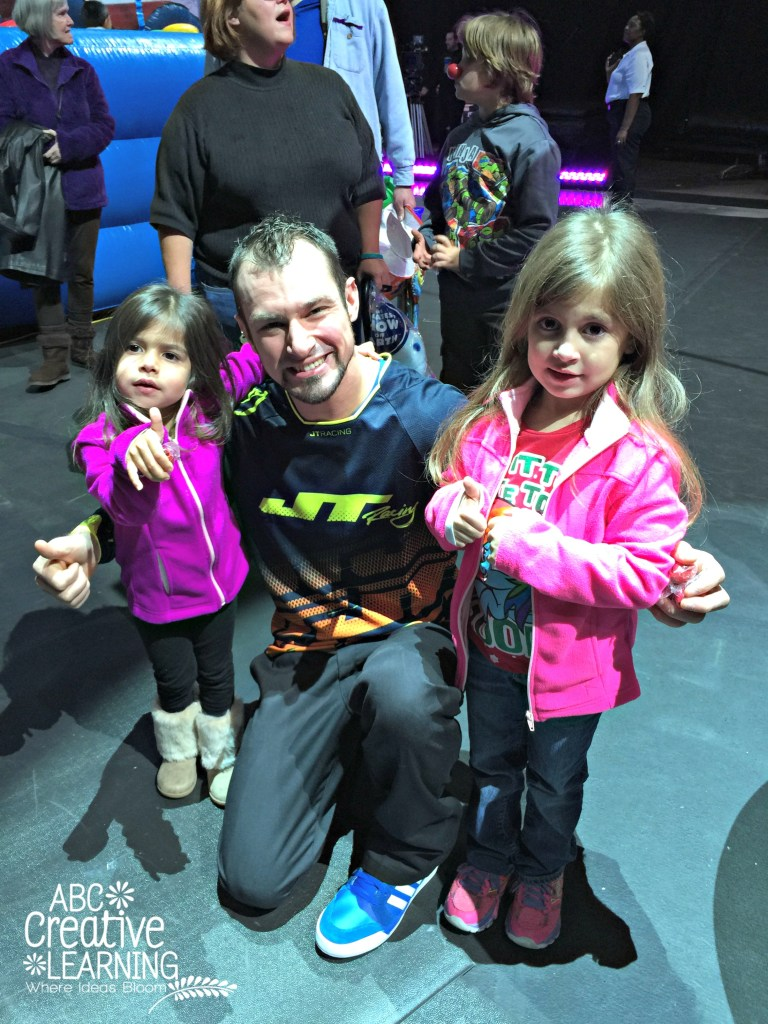 Circus Xtreme with BMX Rider