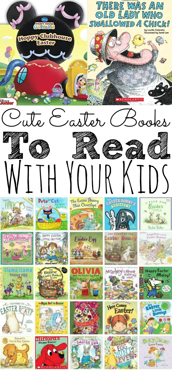 Cute Easter Books For Kids