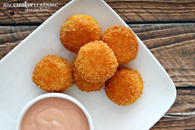 Fried Cheese Balls Recipe