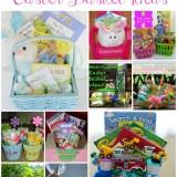 10 Non Candy Easter Basket Ideas