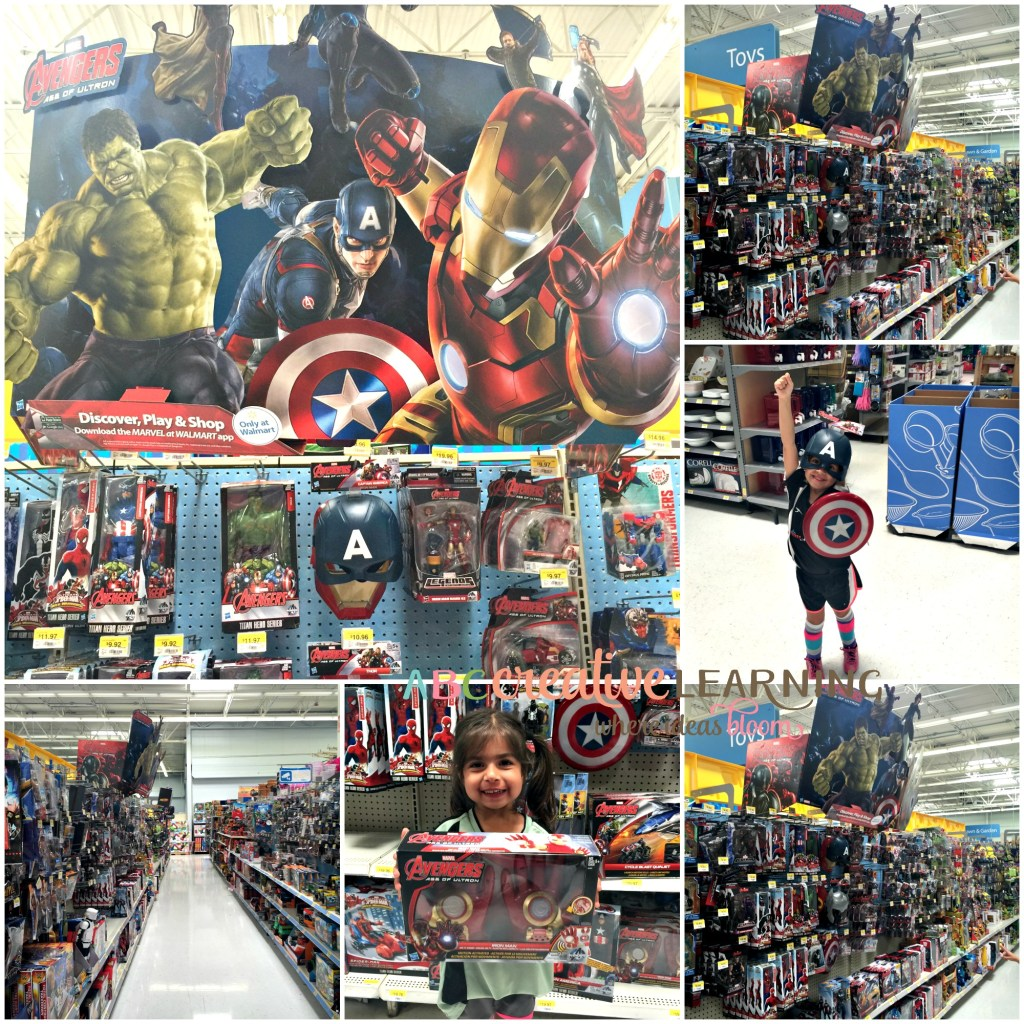 Girls Love MARVEL Avengers In Their Own Special Way Walmart Toys