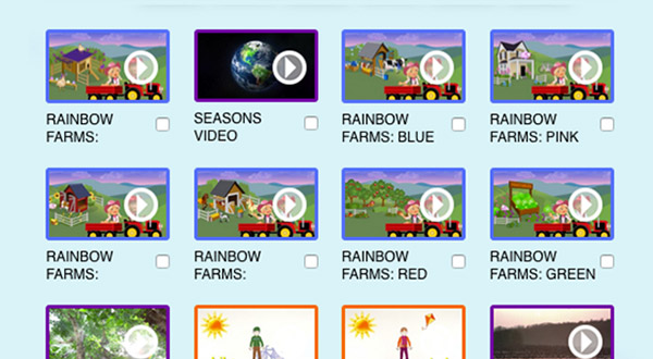 5 Reasons We Love CHALK Preschool Plus a Giveaway Custom Playlists