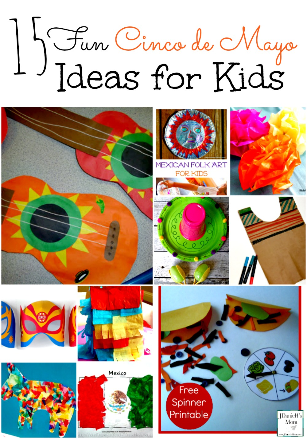 15 Fun Cinco de Mayo Ideas for Kids | Learning About Culture