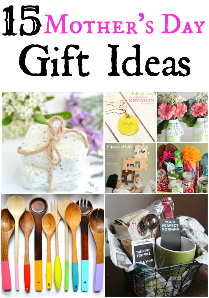 15 Mother's Day Gift Ideas