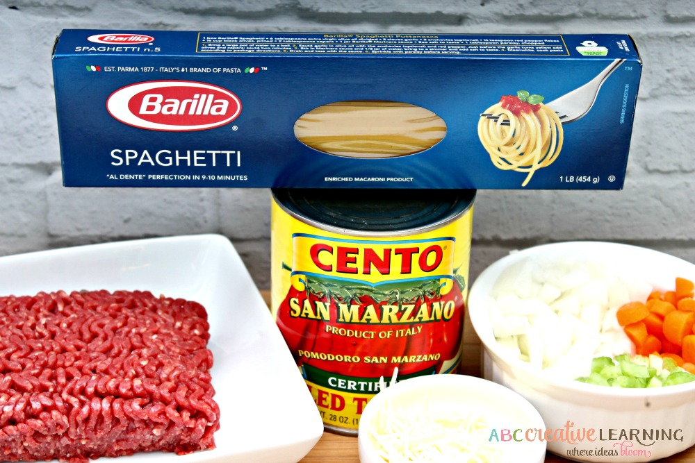 Make Mother's Day Special with Barilla® Ingredients