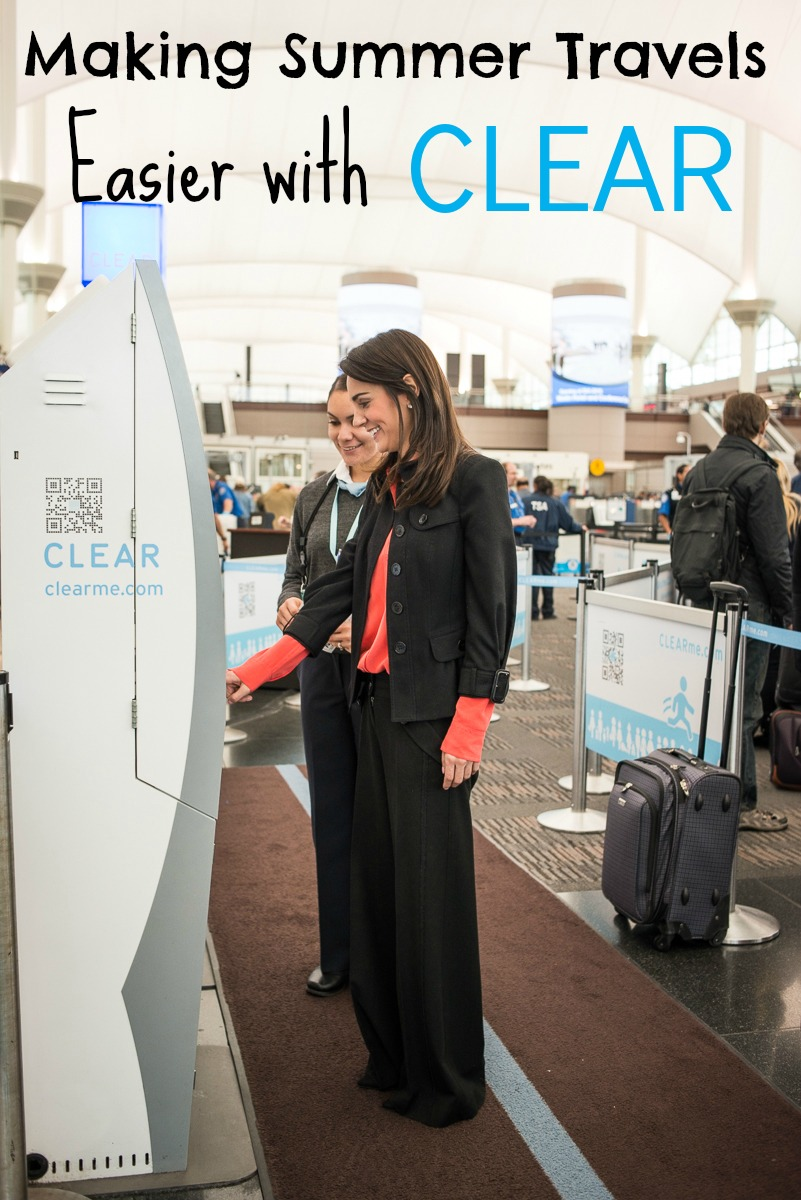 Making Summer Travels Easier with CLEAR