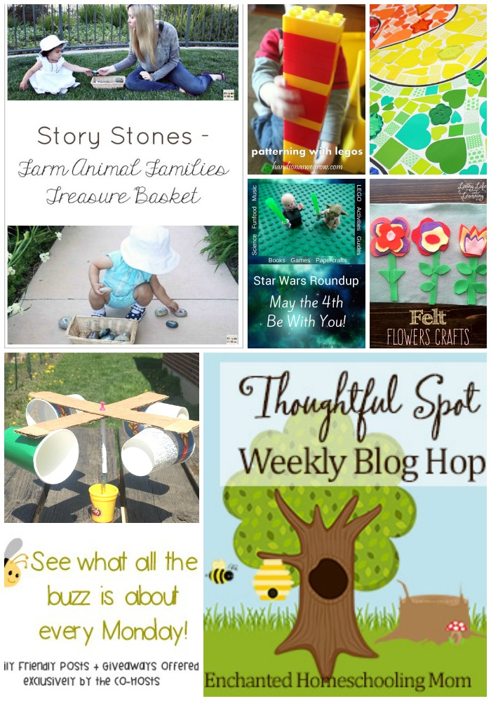 Thoughtful Spot Weekly Blog Hop is a place to gather every week to share your family friendly posts, crafts, educational ideas, recipes, and more!