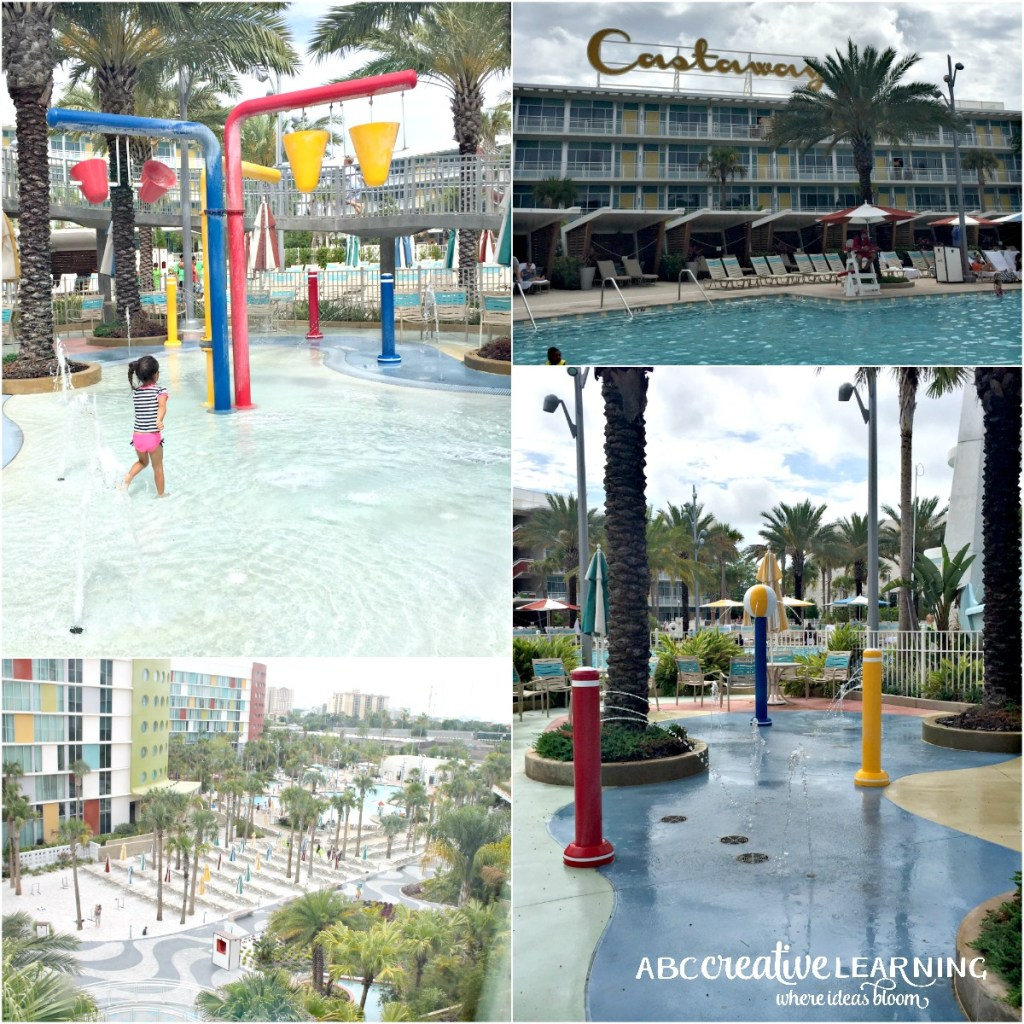 10 Reasons to Stay at Cabana Bay Beach Resort at Universal Orlando Resorts Pools