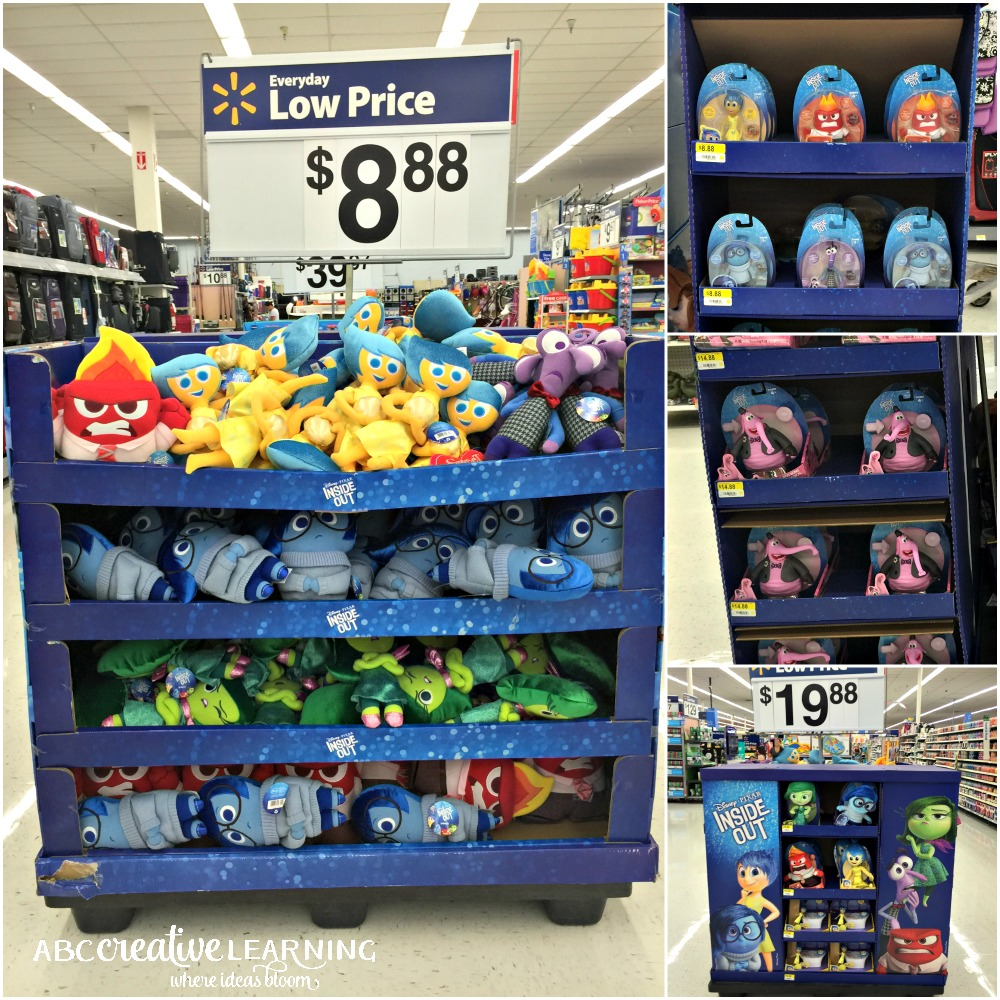 No Sew Tulle Toy Plush Holder Inspired by Inside Out Emotions Walmart