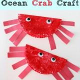 Paper Plate Ocean Craft Craft