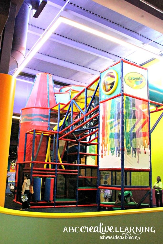 14 Colorful Reasons to Visit Crayola Experience Orlando Playground