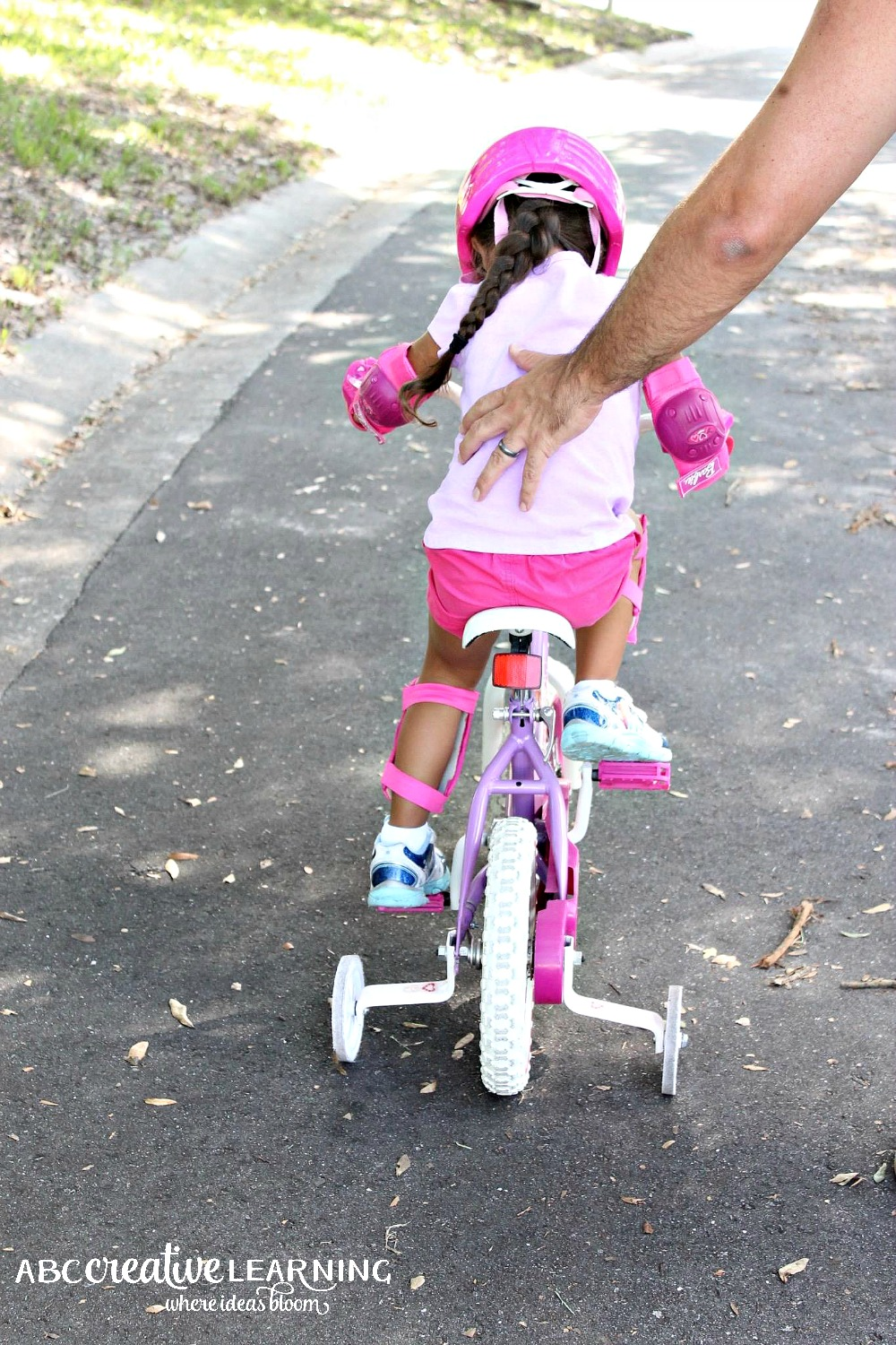 Bike Safety Tips For Young Kids RidingW