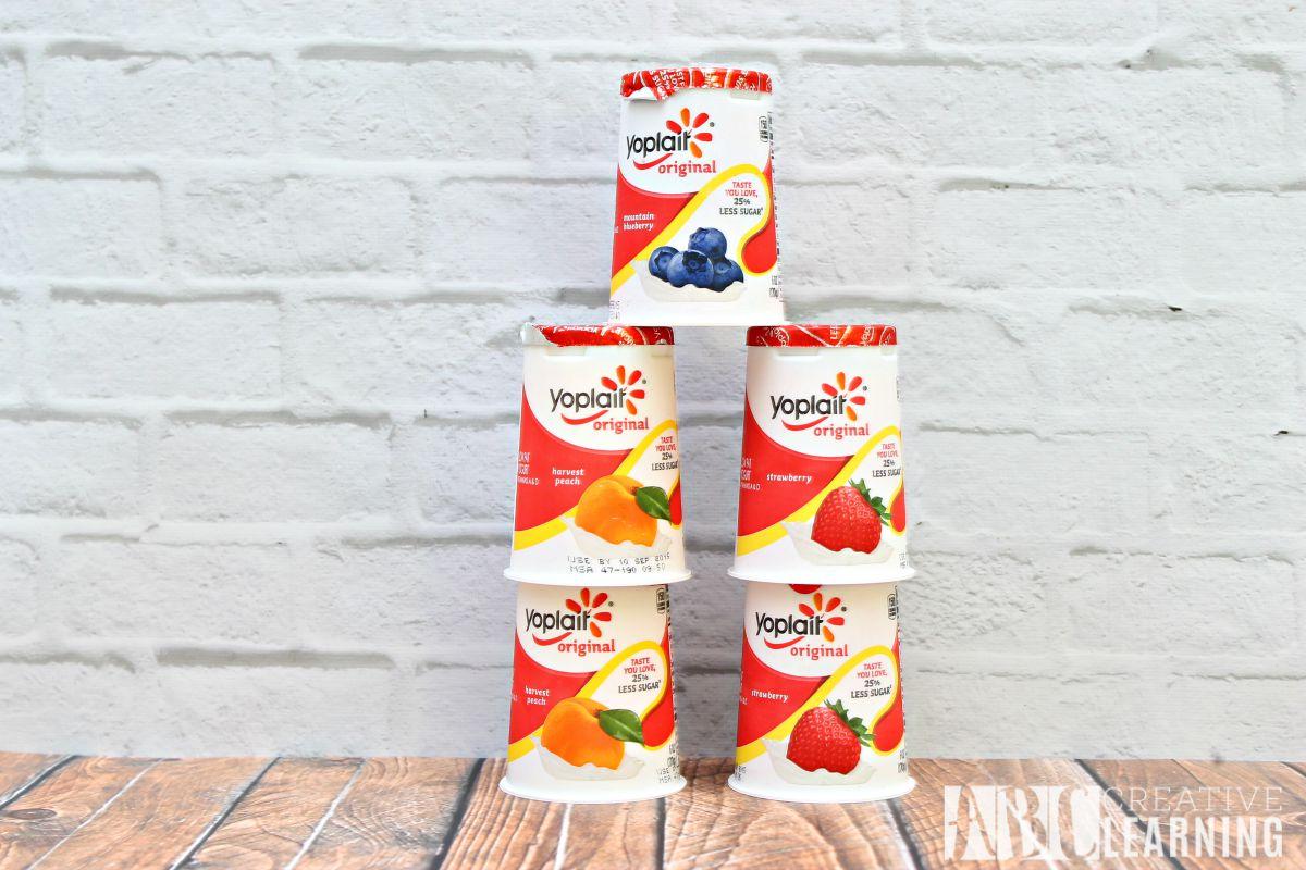 Homemade Strawberry Chocolate Chips Yogurt Pancakes + Paypal Giveaway Yoplait Yogurt