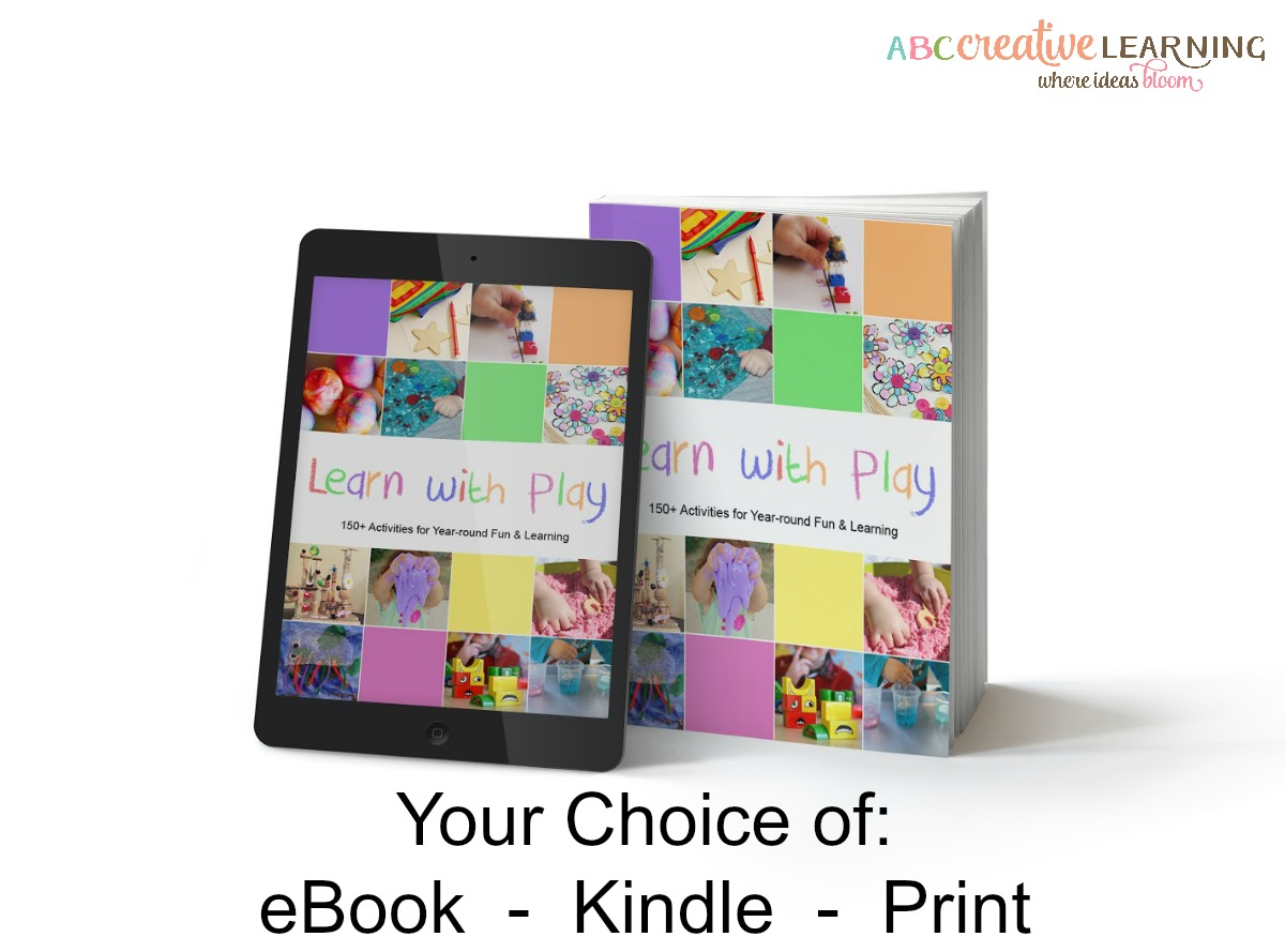 Learn with Play 150+ Activities for Year-Round Fun and Learning Book Release ebook Kindle Print