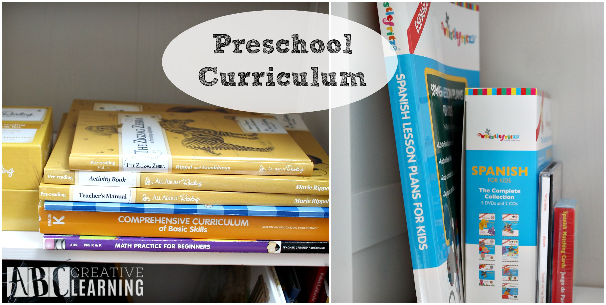 Our Curriculum 2015-2016 Preschool