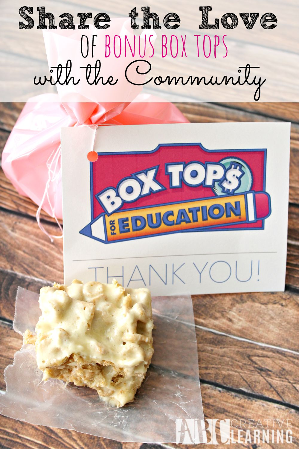 Share the Love of Bonus Box Tops with the Community
